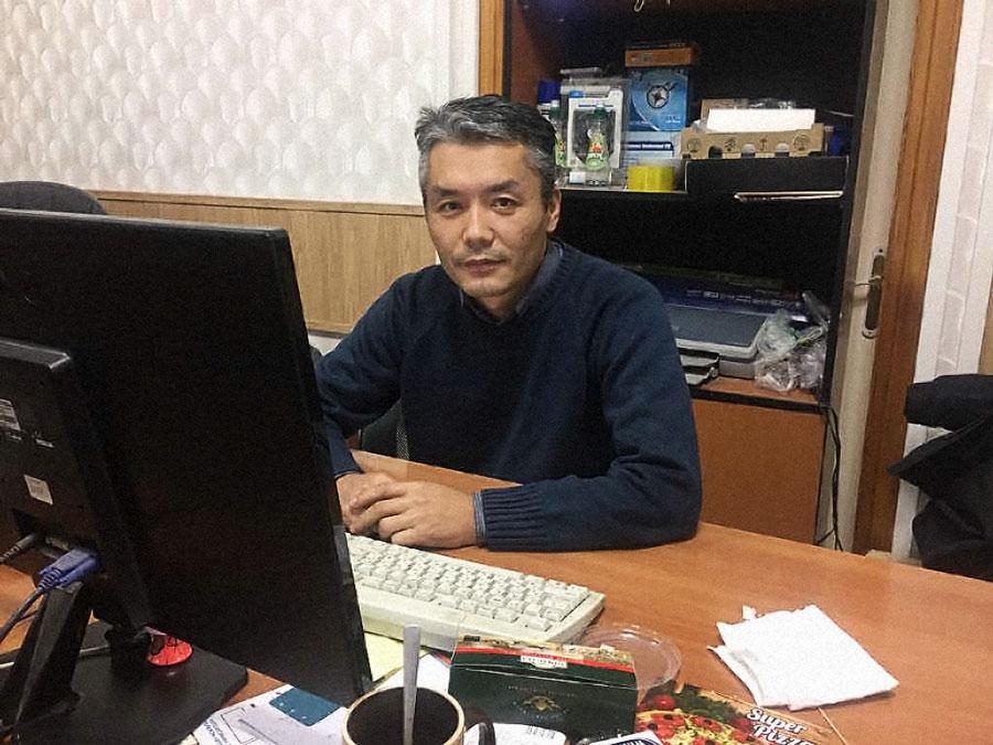 Ruslan Chodoev