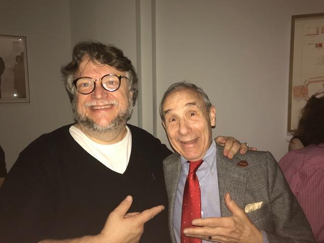 Lloyd Kaufman & Guillermo del Toro
