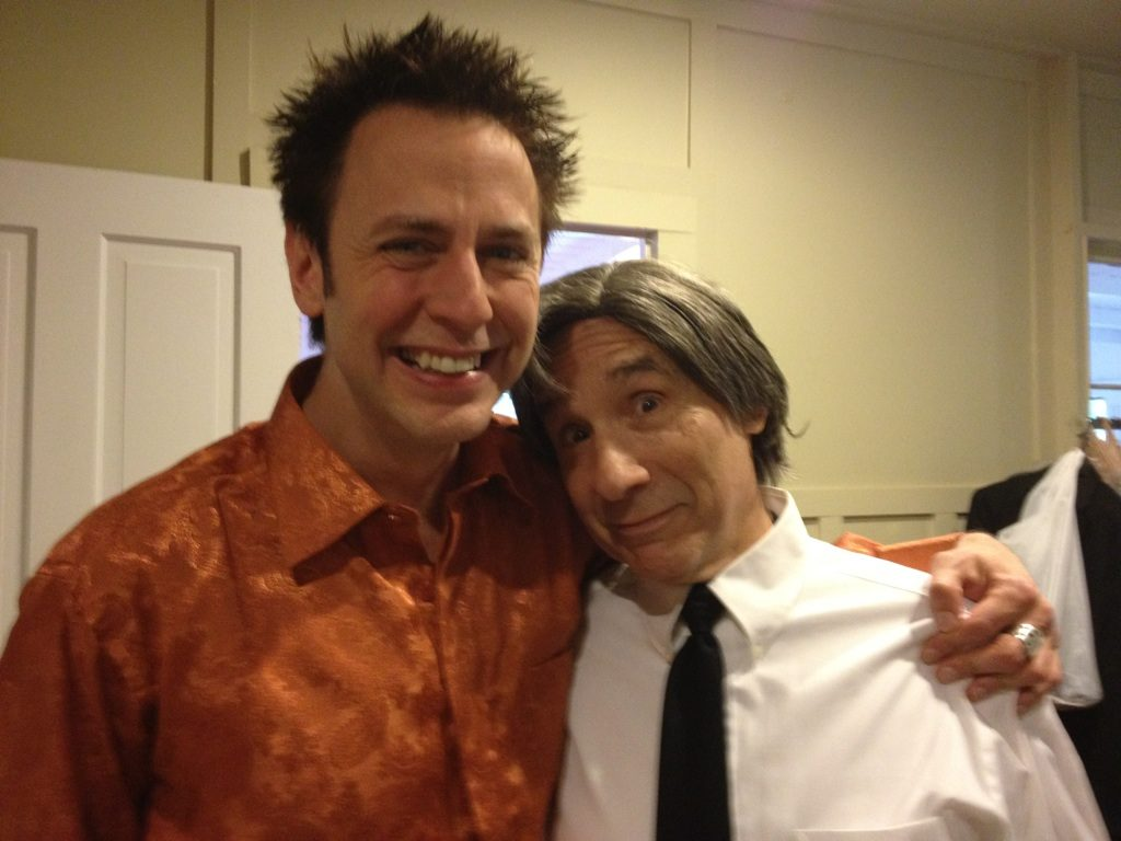 Lloyd Kaufman & James Gunn