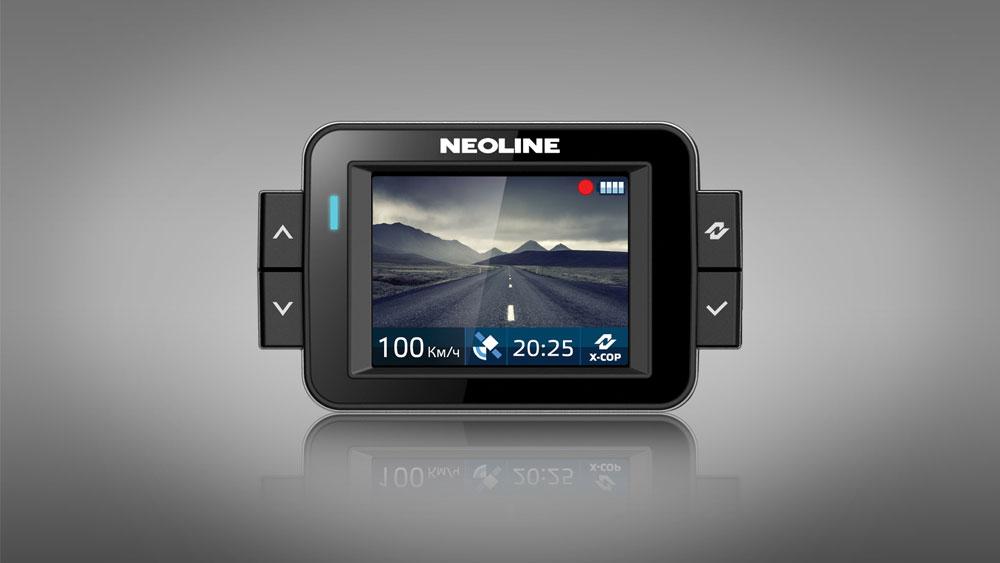 NEOLINE X-COP 9000