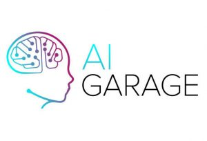 Top logo design trends 2019: дизайн логотипа для AI GARAGE