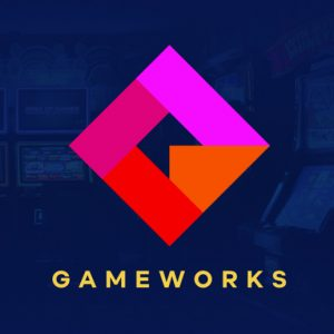 Дизайн логотипа для GameWorks