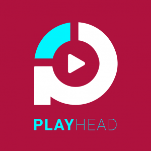Top logo design trends 2019: дизайн логотипа для PlayHead