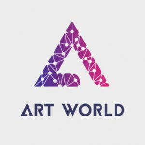 Top logo design trends 2019: дизайн логотипа для Art World