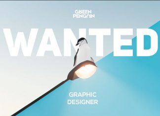 Green Penguin wanted