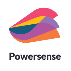 Top logo design trends 2019: дизайн логотипа для Powersense