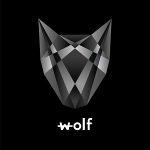 Top logo design trends 2019: дизайн логотипа для Wolf