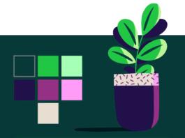 создание собственной палитры цветов