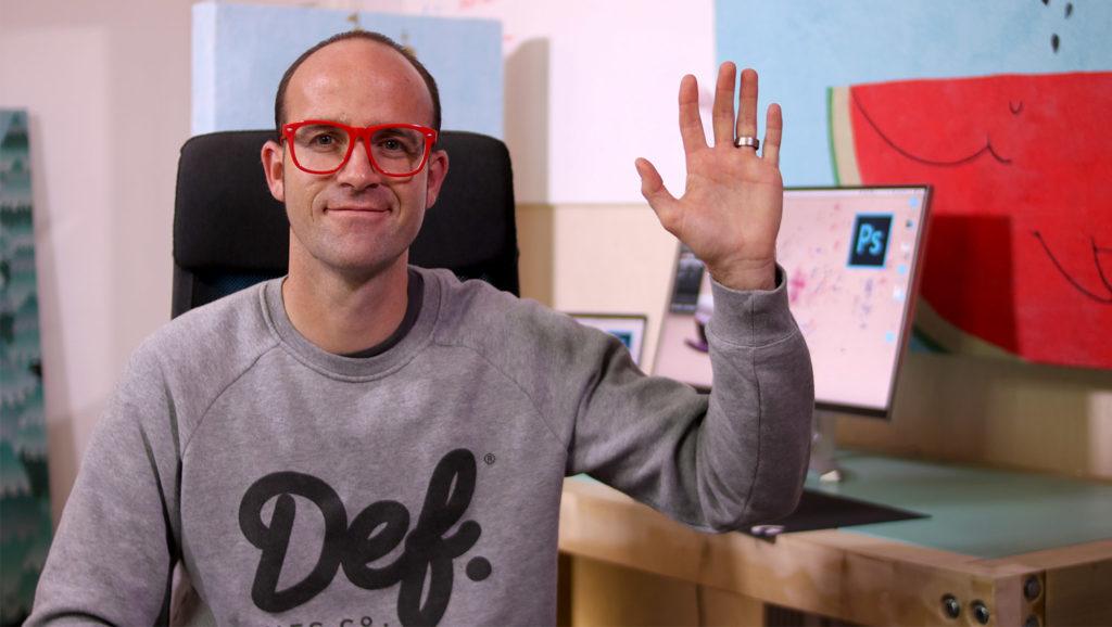 Real world Adobe tutorials by Daniel Scott